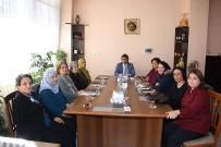 YURTKUR - Kaymakam Şenol Turan, 8 Mart Kadınlar Gününü Kutladı