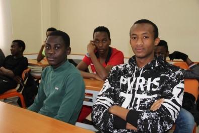 Afrikalı Öğrenciler Sivas'ta Eğitim Görüyor