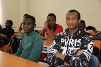 ABDULKADİR SELVİ - Afrikalı Öğrenciler Sivas'ta Eğitim Görüyor