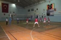 Ağrı'da Voleybol Şampiyonu Milli Eğitim Müdürlüğü Oldu