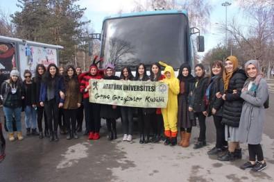 Atatürk Üniversitesi'nde Sosyalleşme Atağı