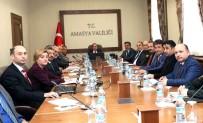 AMASYA TAMIMI - Amasya'da Festival Hazırlıkları Başladı