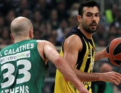 Fenerbahçe Yunanistan'da desten yazdı