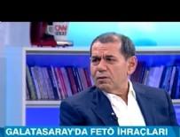 CNN - Dursun Özbek: FETÖ temizliği yapan tek kulüp biziz
