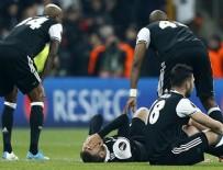 UEFA AVRUPA LIGI - Beşiktaş sonunu getiremedi