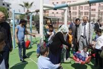 AHMET METE IŞIKARA - Akdeniz Belediyesi, Şevket Sümer Mahallesi'ne Anaokulu Yapacak
