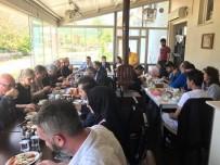 MUHSİN YAVUZ - Spor İstişare Toplantısı Yapıldı