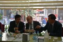 GANSU - AYTO Aydın Ürünlerini Çin'e Taşıyor