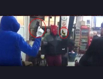 Kahvehaneyi basıp 'evet' oyu verecekleri ölümle tehdit ettiler!