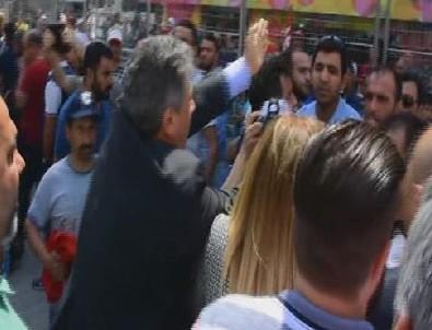 İzmir'deki 1 Mayıs kutlamalarında gerginlik