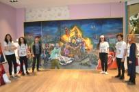 KEREM AL - Güzel Sanatlar Liseleri'nden '3 Lise 1 Sergi' Adlı Karma Sergi