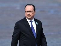 JACQUES CHİRAC - Hollande en sevilmeyen cumhurbaşkanı oldu