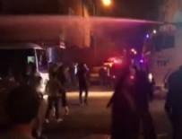 AFGAN MÜLTECİLER - İstanbul'da tehlikeli gerginlik