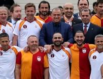 TUGAY KERIMOĞLU - Galatasaray, UEFA Kupası şampiyonluğunun 17. yılını kutladı