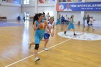 EFES PILSEN - Basketbol Efsaneleri Muratpaşa'da Buluştu