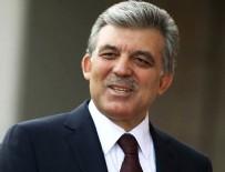 AK PARTİ KONGRESİ - Abdullah Gül'den AK Parti kongresine mesaj
