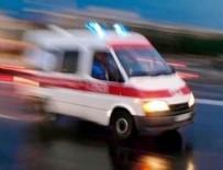 AK PARTİ KONGRESİ - AK Partilileri taşıyan otobüs kaza yaptı: 26 yaralı