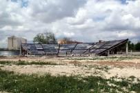 Cihanbeyli'de Anıt Parkı İnşaatı Devam Ediyor