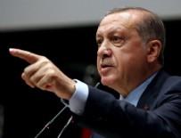 AK PARTİ MYK - Erdoğan: Seyahatten sonra MYK'yı belirleyeceğiz