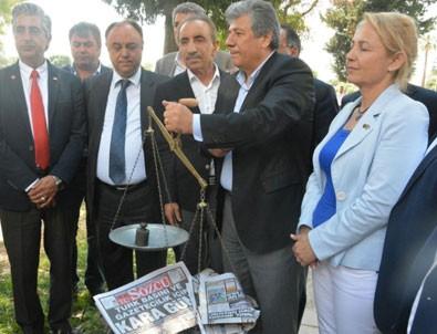 CHP'nin volta eylemi çağrısı karşılık bulmadı