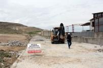 SÜKSÜN - İncesu Belediyesi Parke Çalışmalarına Devam Ediyor