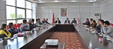 Bölgesel Medical Sektör Toplantısı Elazığ'da Yapıldı