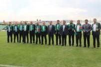 AHMET SELVI - Denizlispor'un 42. Başkanı Mustafa Üstek Oldu
