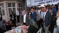Bülent Turan Yenice'de İftar Programına Katıldı