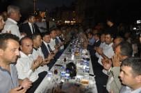 MEVLÜT DUDU - Hatay Büyükşehir Dörtyol'da İftar Sofrası Kurdu
