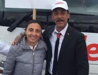 Adalet yürüyüşüne Ankaralı Turgut desteği