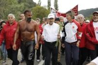 EMRE KONGAR - CHP'nin 'Adalet Yürüyüşü' MYK Toplantısının Ardından Devam Ediyor