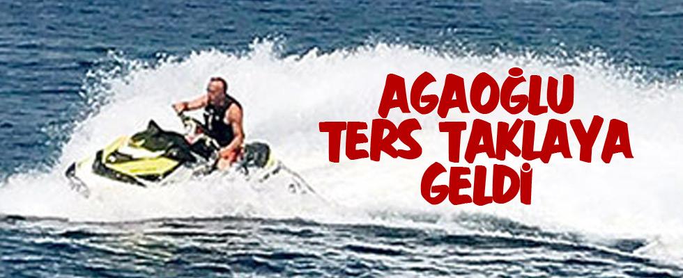 Ali Ağaoğlu'nun jet ski kazası