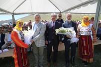 Başkan Çelik, Akkışla Yoğurt Festivali'nde İlçeye Yapılan Yatırımları Anlattı