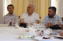Başkan Demir, Gazetecilerle Bir Araya Geldi