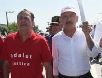 YPG'yi tanıyan sosyalist Avrupalılar Adalet yürüyüşünde