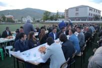 MEHMET FATİH ÇELİKEL - Muradiye'de Belediyesinden İftar Yemeği