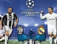 BUFFON - Şampiyonlar Ligi şampiyonu Real Madrid