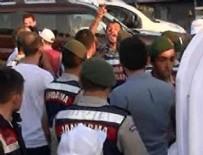 CHP'nin kamp alanında gerginlik çıktı