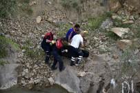 HARŞİT ÇAYI - Feci Kaza Açıklaması 70 Metre Sürüklenerek Hayatını Kaybetti