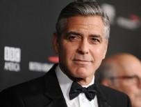 GEORGE CLOONEY - George Clooney'in ikiz çocuğu oldu