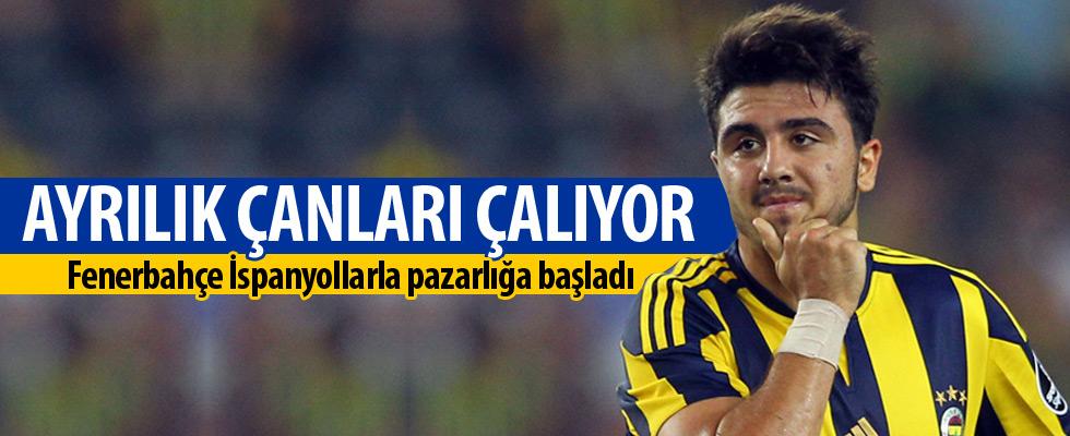 Ozan Tufan Fenerbahçe'den ayrılıyor