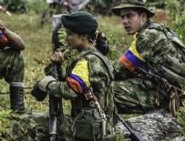 FARC - O örgüt silahlarını teslim ediyor