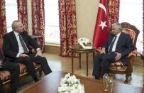 DOLMABAHÇE OFİSİ - Başbakan Yıldırım, BP Grup CEO'su Dudley'i Kabul Etti