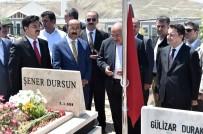 TURGAY ÜNSAL - Şehitler Mamak'ta Kabirleri Başında Anıldı