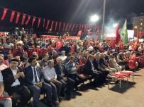 CELALETTIN CERRAH - 15 Temmuz'da Binlerce Sancaktepeli Demokrasi Nöbetinde