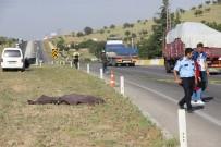 Uygulama Yapan Polise Minibüs Çarptı Açıklaması 1 Şehit