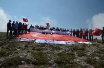 15 Temmuz Şehitleri İçin Ilgaz Dağı'na Tırmandılar