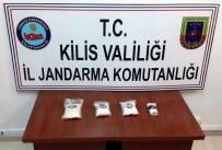 Kilis'te Uyuşturucu Maddeler Geçirildi