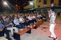 LEMAN SAM - Çemişgezek'te 17. Dut Ve Peynir Festivali