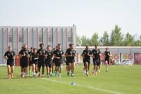 UĞUR İNCEMAN - Eskişehirspor İle Galatasaray Hazırlık Maçında Karşılaşacak